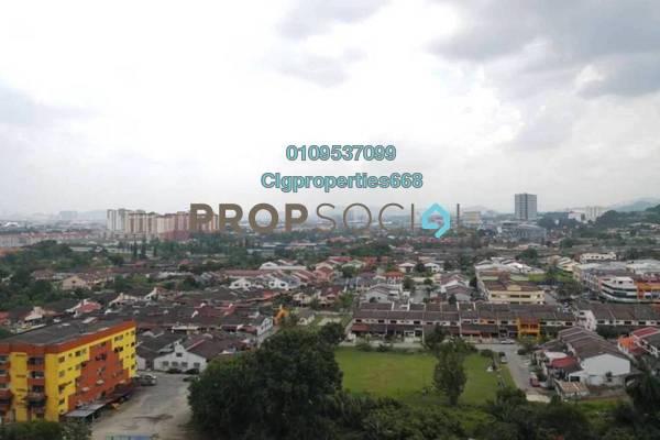 For Sale Condominium at Saville @ Kajang, Kajang Freehold Unfurnished 3R/2B 380k