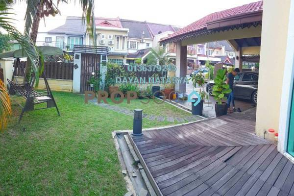 For Sale Terrace at Taman Wangsa Melawati, Wangsa Maju Freehold Semi Furnished 7R/5B 1.7m