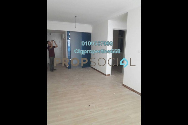 For Sale Serviced Residence at The Wave Residence, Melaka Freehold Unfurnished 1R/1B 460k