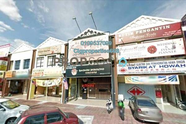 For Sale Shop at Damai 23, Alam Damai Freehold Semi Furnished 0R/2B 1.8m
