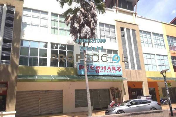 For Sale Shop at Lake Valley, Bandar Tun Hussein Onn Freehold Fully Furnished 0R/0B 2.28m