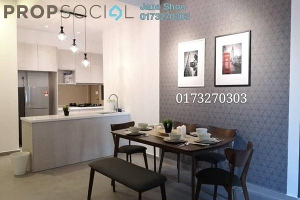 For Rent Condominium at D'Sands Residence, Old Klang Road Freehold Fully Furnished 1R/1B 900translationmissing:en.pricing.unit