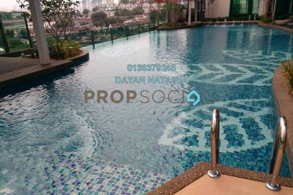 For Sale Serviced Residence at Tiara Mutiara 2, Old Klang Road Freehold Semi Furnished 3R/2B 900k