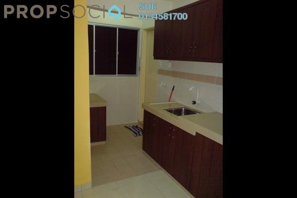 For Sale Apartment at Flora Damansara, Damansara Perdana Freehold Semi Furnished 3R/2B 145k