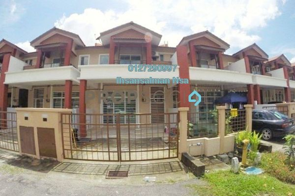 For Sale Terrace at Seri Pristana, Sungai Buloh Freehold Unfurnished 4R/3B 530k