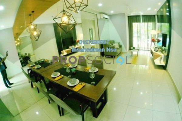 For Sale Condominium at Residensi Suasana, Damansara Damai Freehold Unfurnished 3R/2B 451k