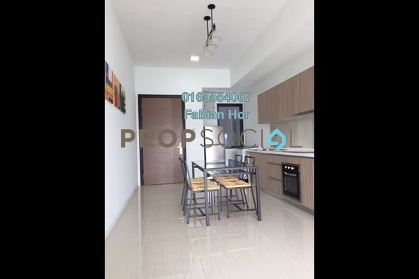 For Sale Serviced Residence at The Elements, Ampang Hilir Freehold Fully Furnished 2R/2B 650k