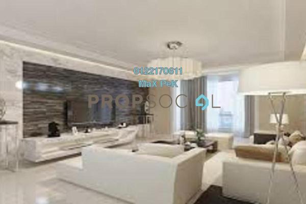 For Sale Condominium at Iris Residence, Bandar Sungai Long Freehold Unfurnished 4R/3B 483k