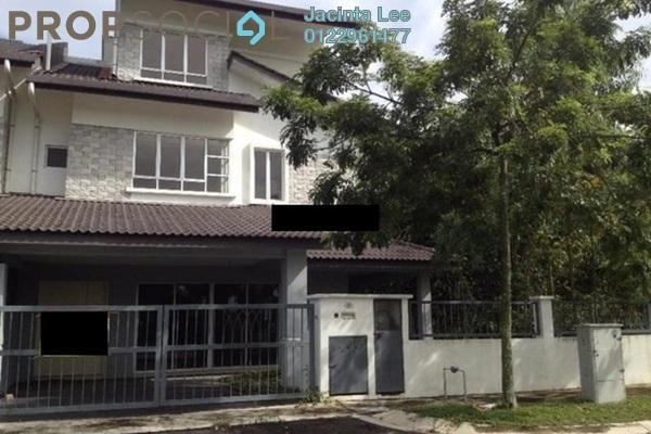 For Sale Superlink at Bandar Nusaputra, Puchong Freehold Semi Furnished 5R/5B 1.06m