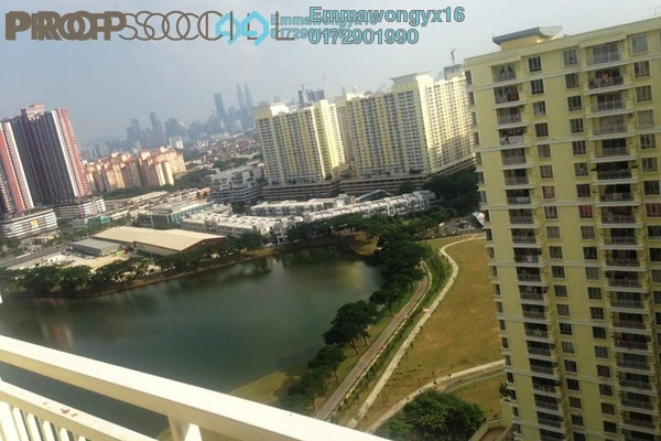 For Rent Condominium at Platinum Lake PV12, Setapak Freehold Fully Furnished 3R/2B 2k