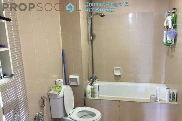For Sale Condominium at Rivercity, Sentul Leasehold Fully Furnished 3R/2B 520k