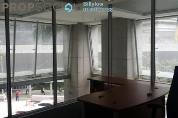 For Sale Office at Plaza Sentral, KL Sentral Freehold Semi Furnished 0R/0B 7.85m