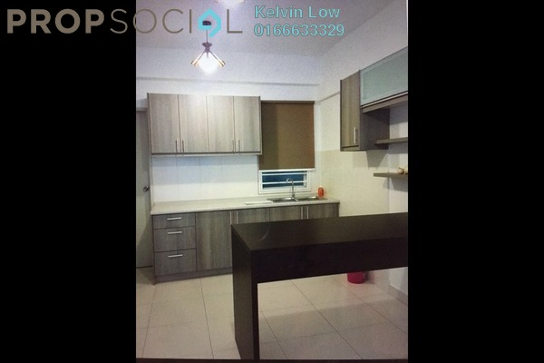 For Sale Condominium at Shang Villa, Kelana Jaya Freehold Semi Furnished 4R/2B 580k