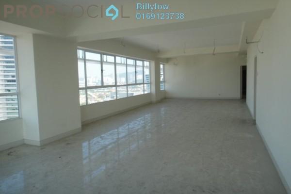 For Sale Condominium at The Plaza Condominium, TTDI Freehold Unfurnished 5R/6B 2.22m