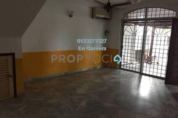 For Sale Terrace at Taman TTDI Jaya, TTDI Jaya Freehold Semi Furnished 4R/3B 670k