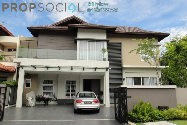 For Sale Semi-Detached at Tropicana Golf & Country Resort, Tropicana Freehold Fully Furnished 6R/5B 3.5m