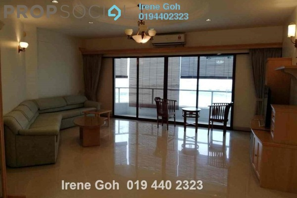For Rent Condominium at Marina Bay, Tanjung Tokong Freehold Fully Furnished 3R/2B 3.5k