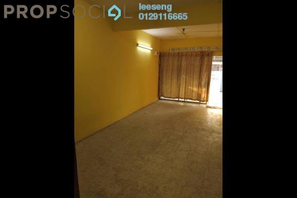For Sale Terrace at Taman Sentosa, Klang Freehold Unfurnished 3R/1B 285k