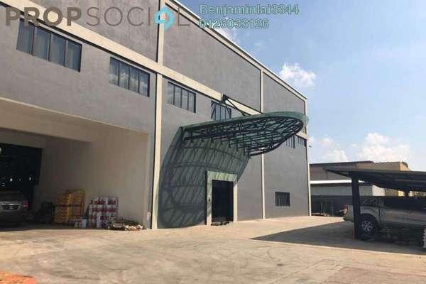 For Sale Factory at Bandar Puncak Alam, Kuala Selangor Freehold Unfurnished 0R/0B 8.25m