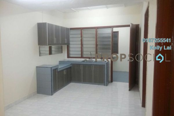 For Sale Condominium at SD3, Bandar Sri Damansara Freehold Semi Furnished 3R/2B 608k