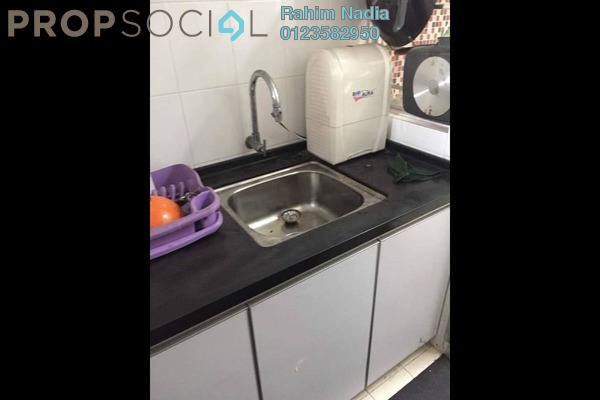 For Rent Condominium at Casa Idaman, Jalan Ipoh Freehold Fully Furnished 3R/2B 1.6k