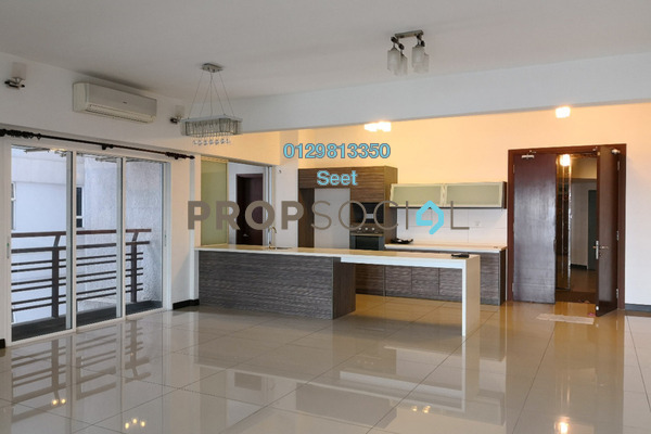 For Sale Condominium at 9 Bukit Utama, Bandar Utama Freehold Semi Furnished 4R/4B 1.36m