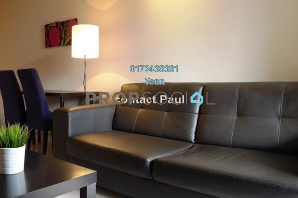 For Rent Condominium at Bukit Bintang City Centre, Pudu Freehold Fully Furnished 1R/1B 1.4k