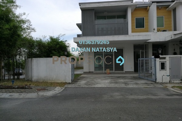 For Sale Terrace at Nadayu 92, Kajang Freehold Semi Furnished 4R/3B 770k