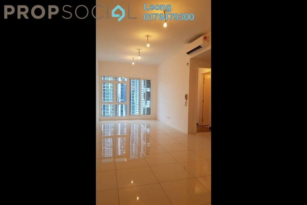 For Rent Condominium at EcoSky, Jalan Ipoh Freehold Semi Furnished 3R/2B 2.1k