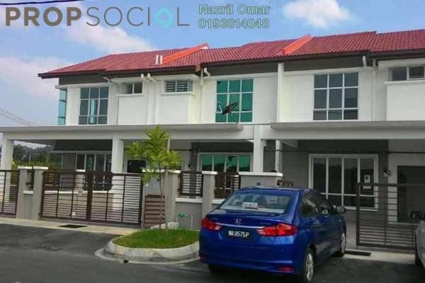 For Rent Terrace at Bandar Puncak Alam, Kuala Selangor Freehold Unfurnished 4R/3B 1.2k