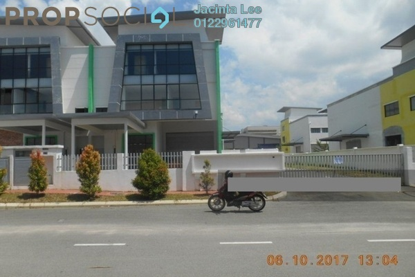 For Sale Factory at 228 Smart Industrial Series, Semenyih Freehold Unfurnished 0R/6B 1.48m