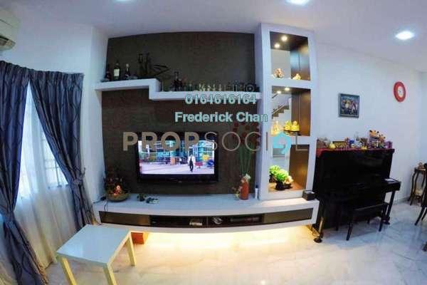 For Sale Terrace at Taman Seri Awana, Klang Freehold Fully Furnished 4R/3B 500k