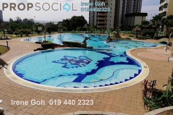 For Rent Condominium at Sunny Ville, Batu Uban Freehold Fully Furnished 2R/1B 1.5k
