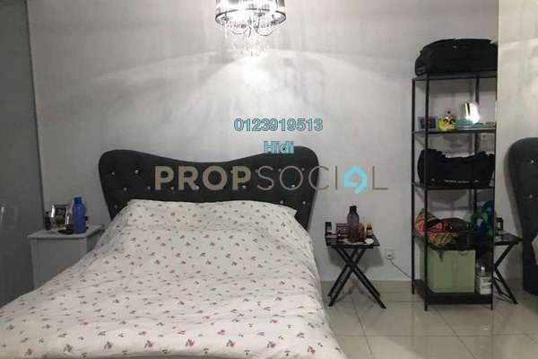 For Rent Duplex at De Centrum Residences, Kajang Freehold Fully Furnished 1R/2B 1.7k