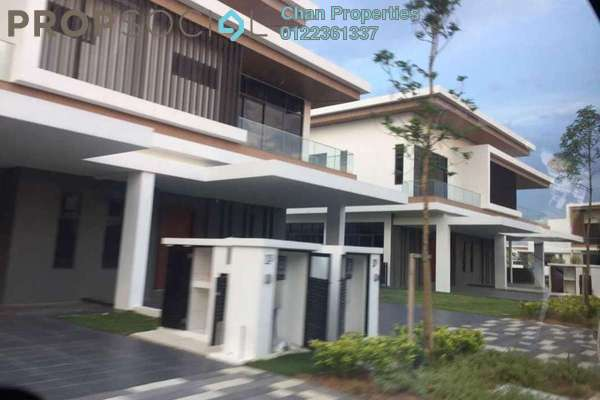 For Sale Superlink at The Parque Residences @ Eco Sanctuary, Telok Panglima Garang Leasehold Unfurnished 5R/5B 1.4m