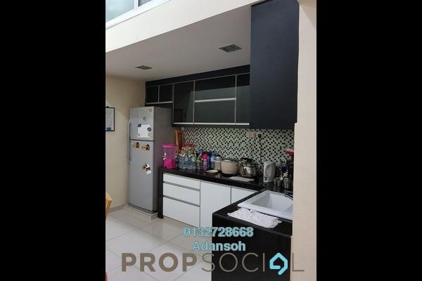 For Sale Terrace at Kepong Baru, Kepong Freehold Semi Furnished 3R/2B 775k