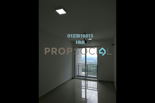 For Rent Serviced Residence at De Centrum City, Kajang Freehold Unfurnished 2R/1B 1.3k