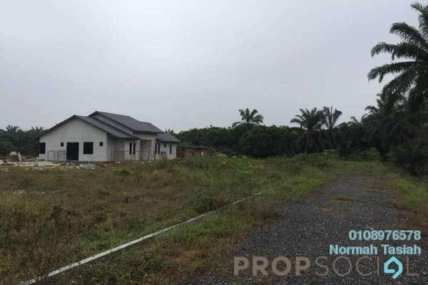 For Sale Land at Kampung Bukit Kapar, Kuala Selangor Freehold Unfurnished 0R/0B 218k