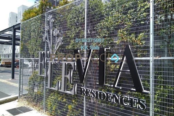 For Rent Condominium at Elevia Residences, Bandar Puchong Utama Freehold Fully Furnished 3R/2B 1.8k