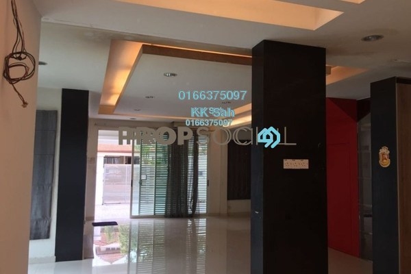 For Sale Superlink at Bukit Subang, Shah Alam Freehold Fully Furnished 4R/3B 850k