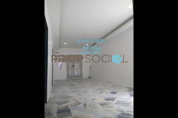 For Sale Terrace at Taman Saga, Klang Freehold Unfurnished 4R/2B 488k