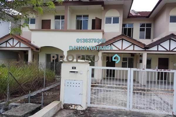 For Sale Terrace at Alam Perdana, Kuala Selangor Freehold Unfurnished 4R/3B 380k