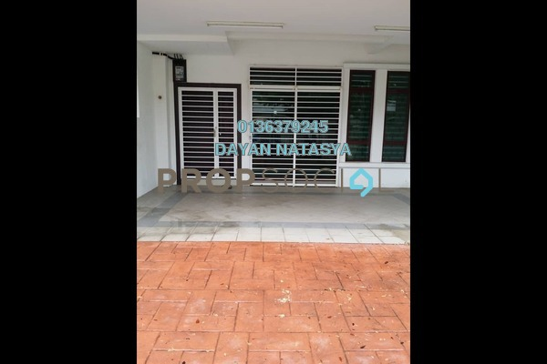 For Rent Terrace at Aster 1, Bandar Baru Bangi Freehold Semi Furnished 4R/3B 1.7k