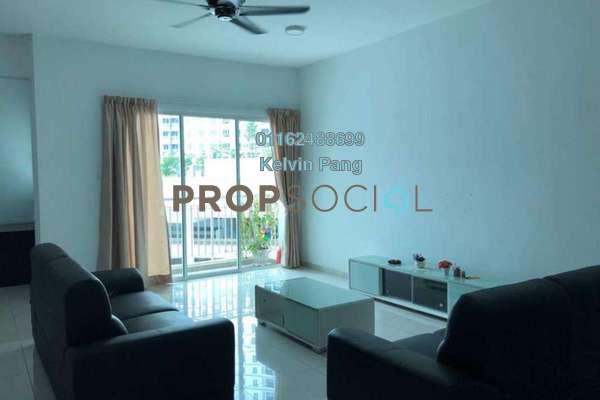 For Rent Condominium at Fiera Vista, Sungai Ara Freehold Fully Furnished 3R/2B 1.7k