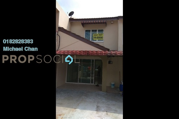 For Sale Terrace at Taman Puchong Perdana, Puchong Freehold Unfurnished 4R/2B 460k