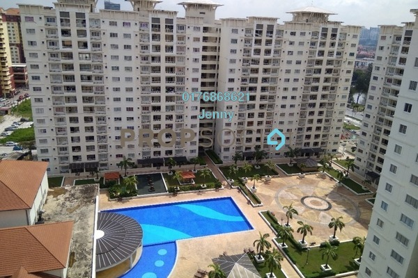 For Sale Apartment at SuriaMas, Bandar Sunway Freehold Fully Furnished 4R/2B 515k