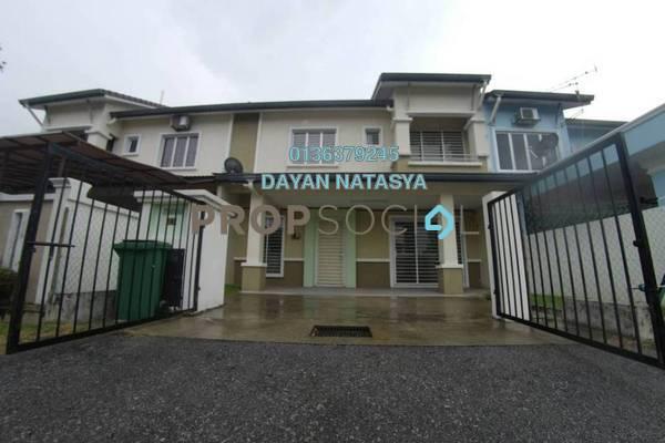 For Sale Terrace at Saujana Impian, Kajang Freehold Unfurnished 4R/3B 590k