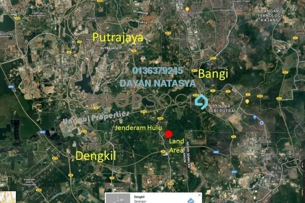 For Sale Land at Kampung Jenderam Hulu, Sepang Freehold Unfurnished 0R/0B 7m