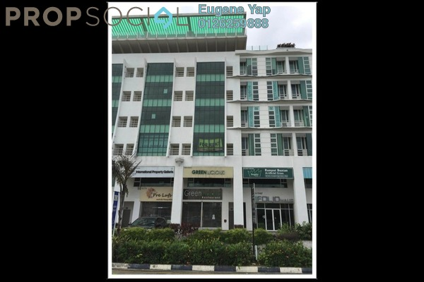 For Sale Office at 10 Boulevard, Bandar Utama Freehold Semi Furnished 2R/2B 630k