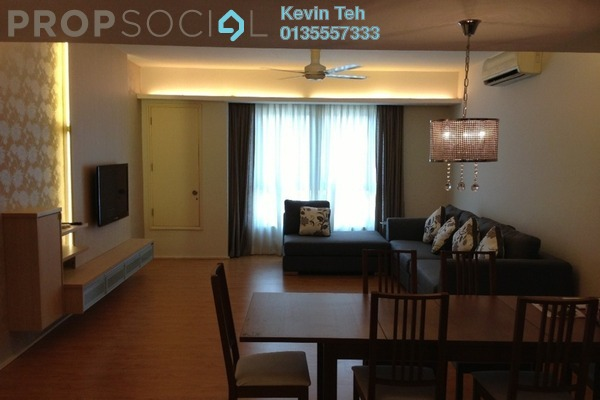 For Rent Condominium at i-Zen Kiara I, Mont Kiara Freehold Fully Furnished 3R/2B 4.5k